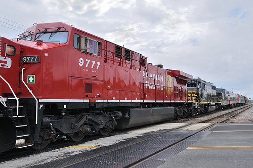 Canadian Pacific 9777